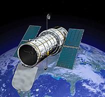 Kaydon Bearings - markets - commercial aerospace - Hubble telescope