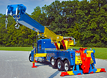 Kaydon Bearings - markets - heavy equipment - utility truck