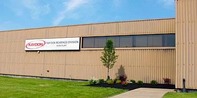 Kaydon Bearings, Avon, Ohio