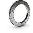 MT series - four point contact - slewing ring bearings